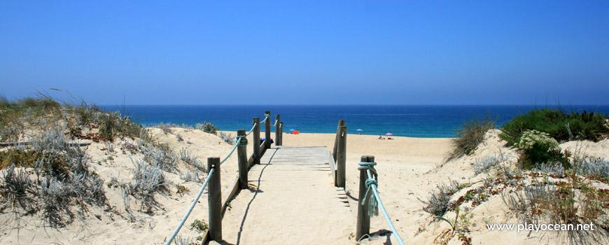 Escadas Praia do Monte Velho