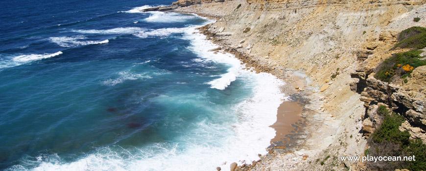 Areal na Praia do Areia do Mastro