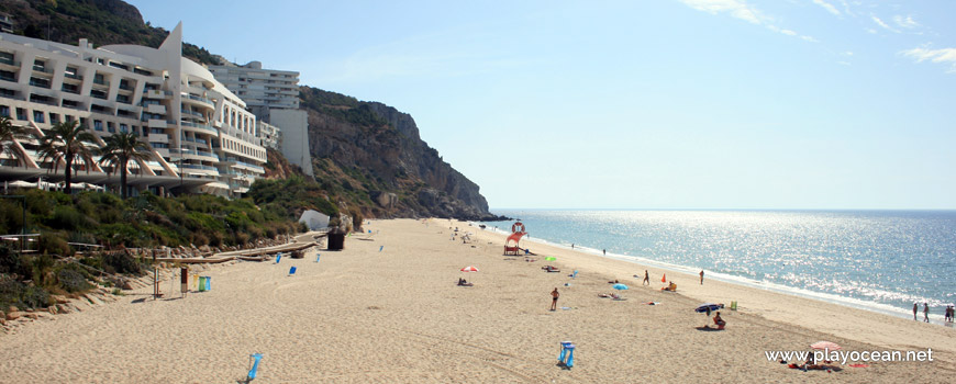 Este da Praia da Califórnia