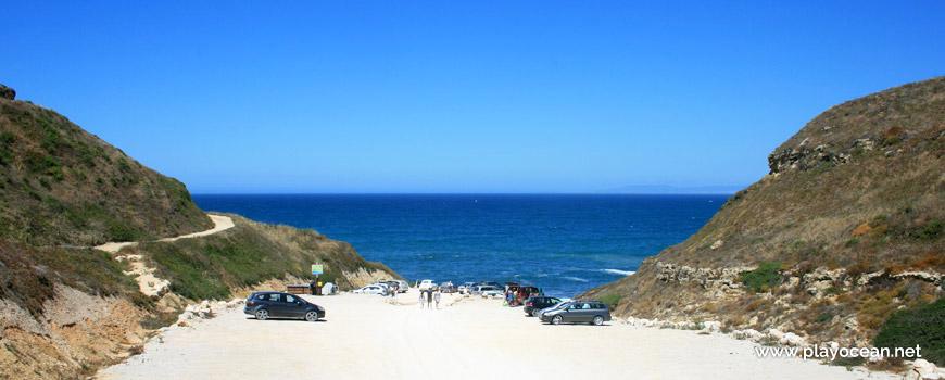 Estrada para a Praia da Foz