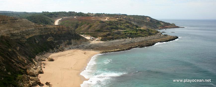 Vista panorâmica, Praia da Foz
