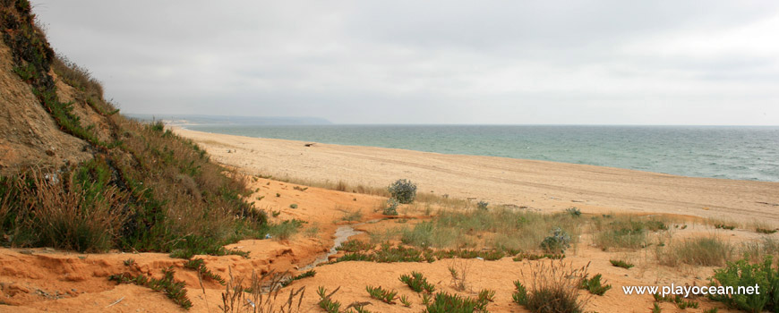 Sul da Praia do Galherão