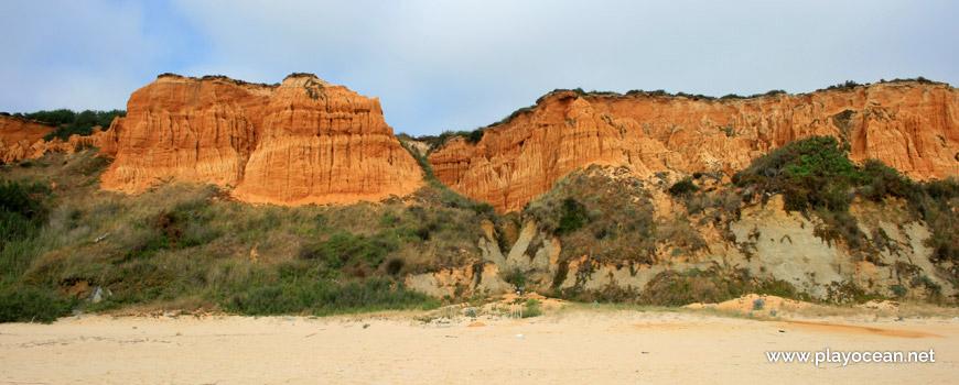 Ravina da Praia do Galherão