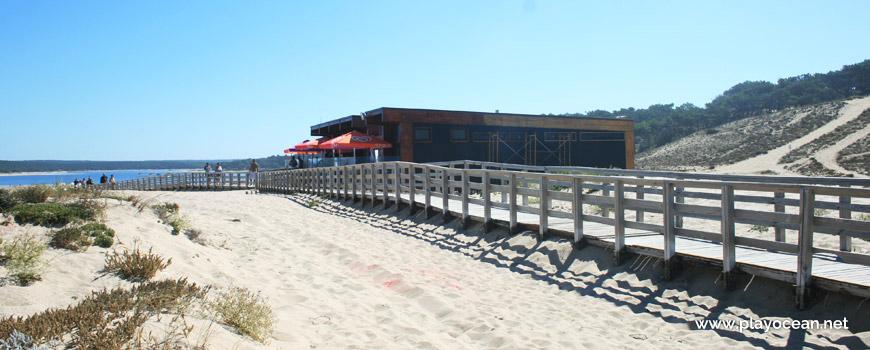 Bar da Praia da Lagoa de Albufeira (Mar)