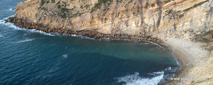 Vista panorâmica, Praia dos Lagosteiros