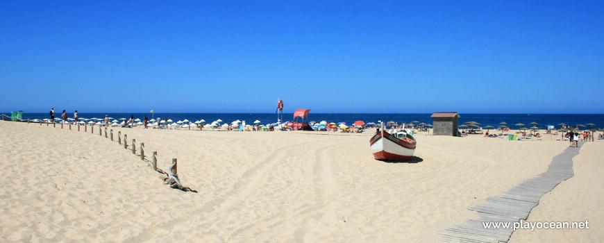 Areal da Praia do Moinho de Baixo