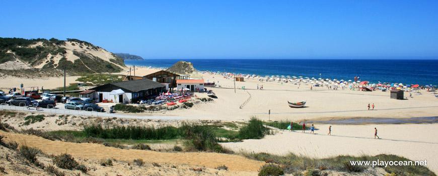 Praia do Moinho de Baixo