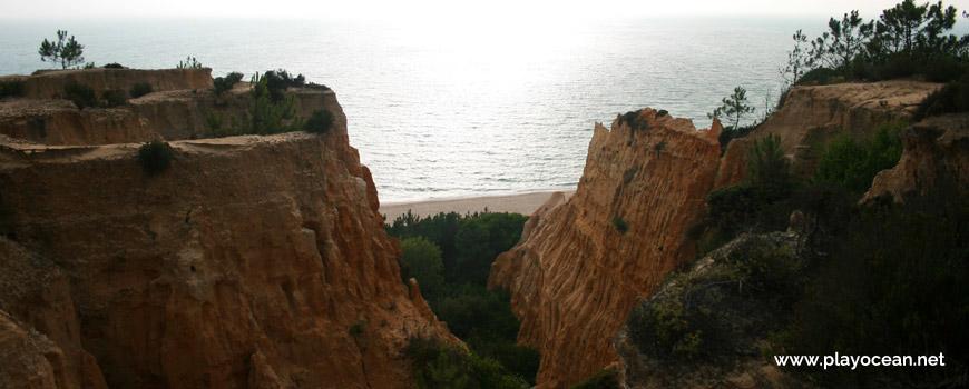 Ravina na Arriba Fóssil da Costa da Caparica