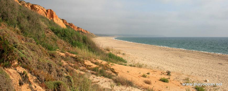Sul da Praia dos Medos de Albufeira