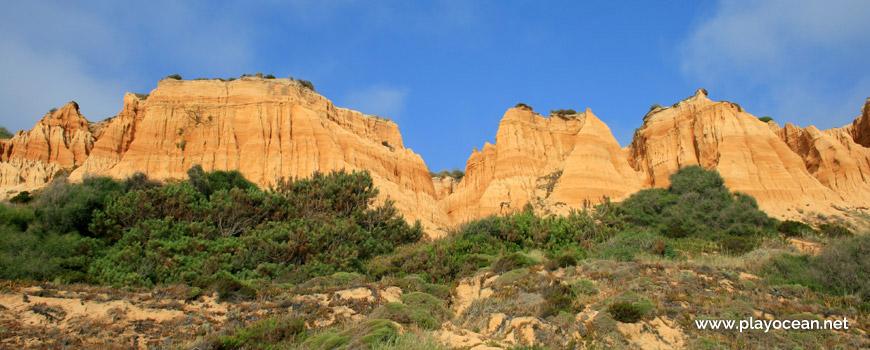 Arriba Fóssil da Costa da Caparica