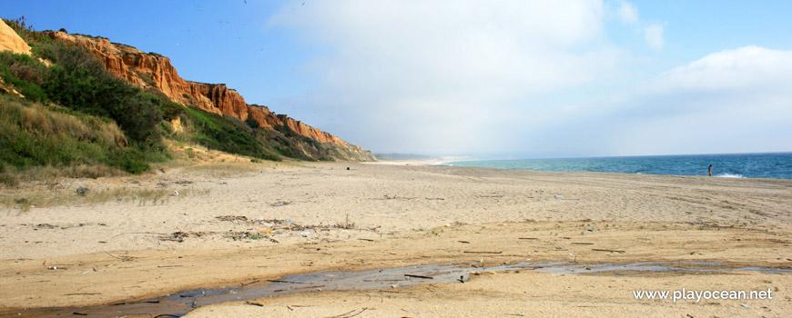 Areal Sul Praia dos Olhos de Água