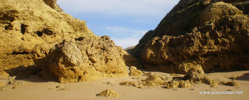 Este da Praia da Pipa