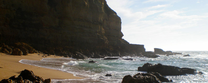 Rochas a Sul da Praia da Pipa
