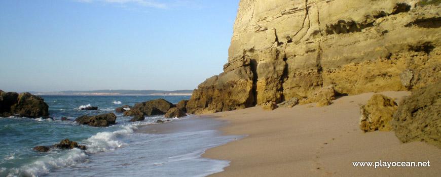 Rochas a Norte da Praia da Pipa