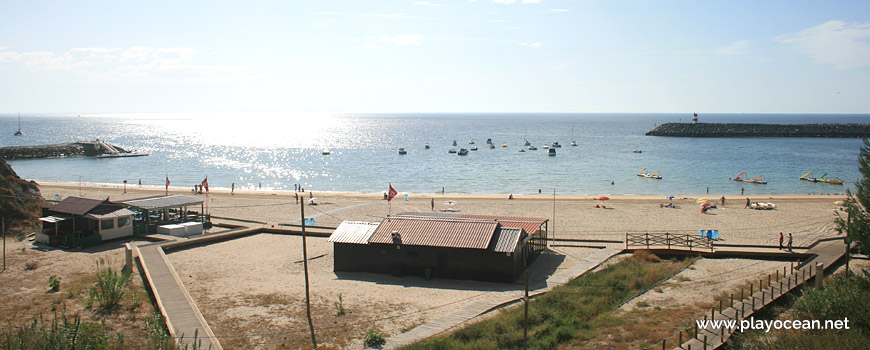 Panoramic of Prainha Beach