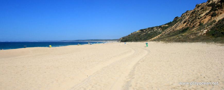 Norte da Praia do Rio de Prata