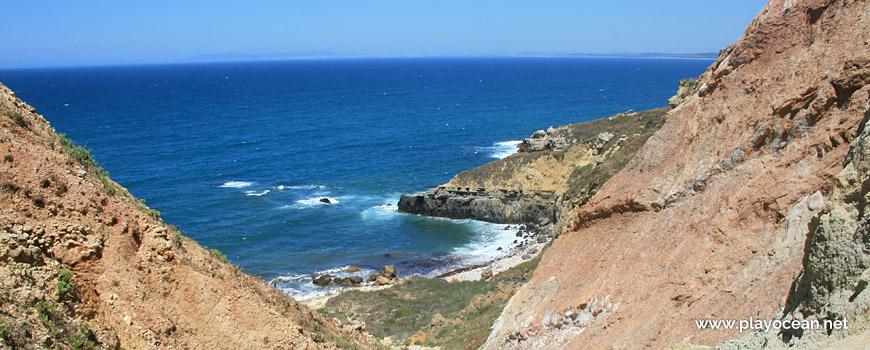 Trilho para a Praia do Seixalinho