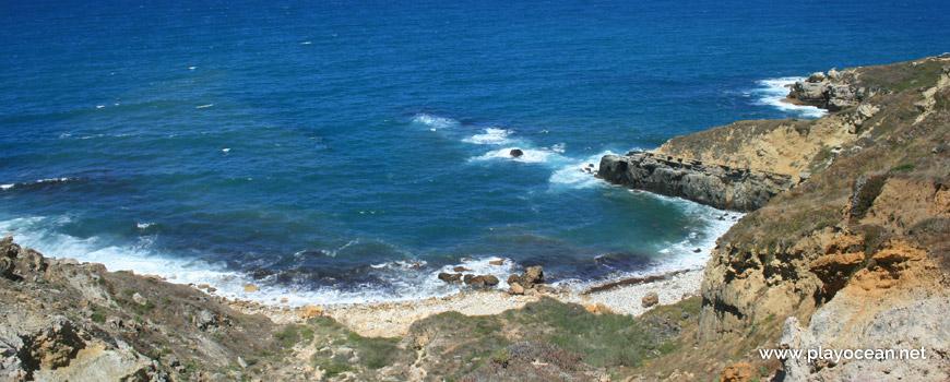 Zona de banhos, Praia do Seixalinho