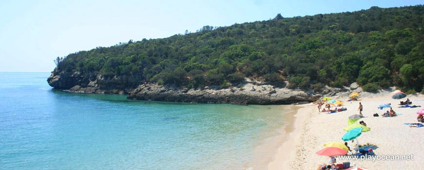 Oeste da Praia dos Coelhos