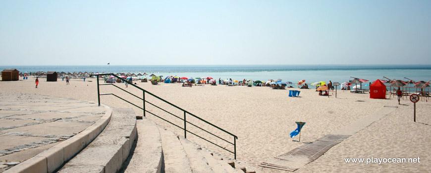 Entrada, Praia da Figueirinha
