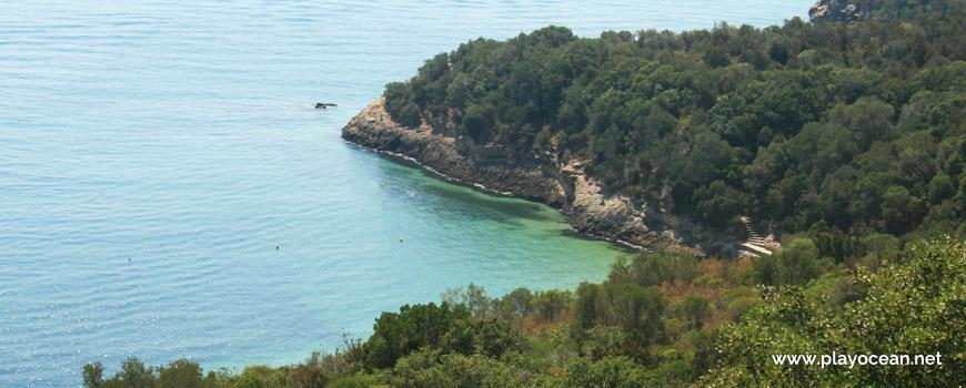 Vista de cima, Praia dos Galapinhos