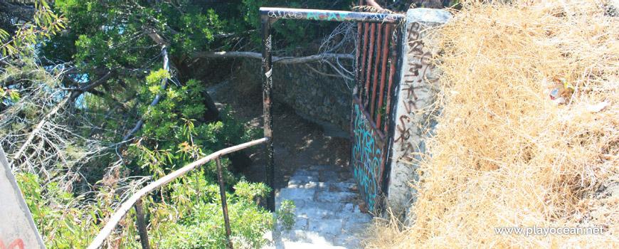 Escadas da Praia dos Pilotos