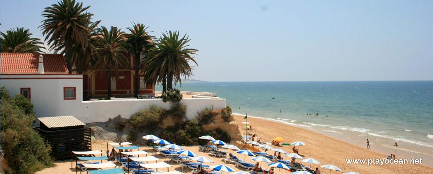 Chalet dos Caldas e Vasconcelos, Praia de Armação de Pêra
