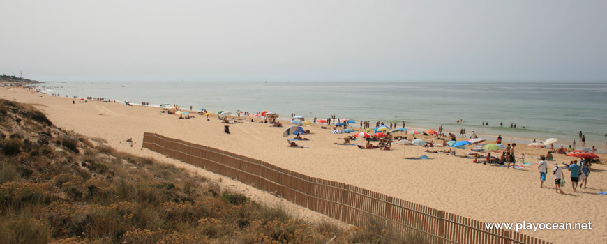 Areal da Praia Grande de Pêra (Nascente)