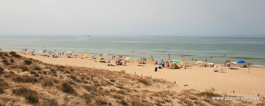 Praia Grande de Pêra (Poente)