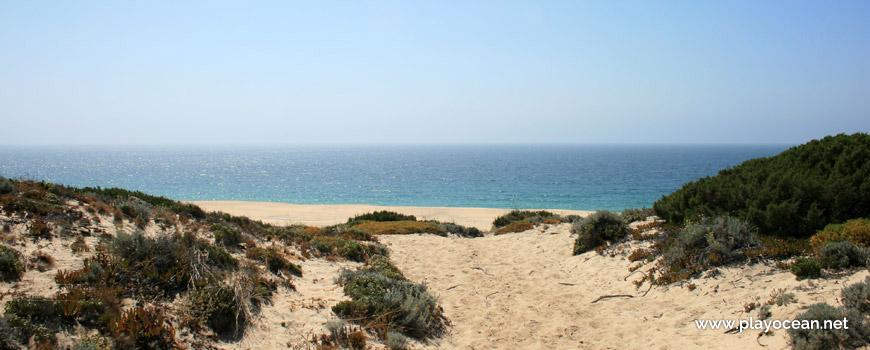 Trilho da Praia do Areão