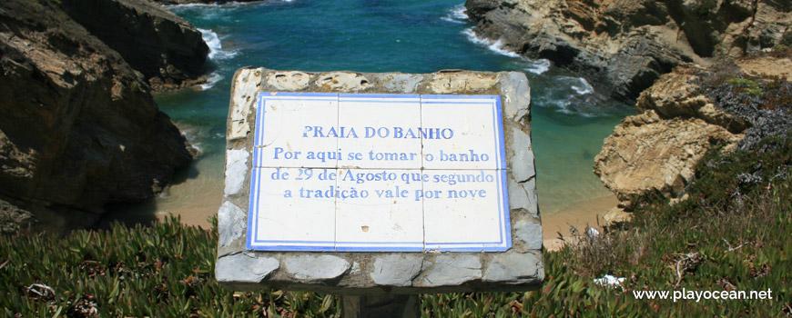Marco Praia do Banho