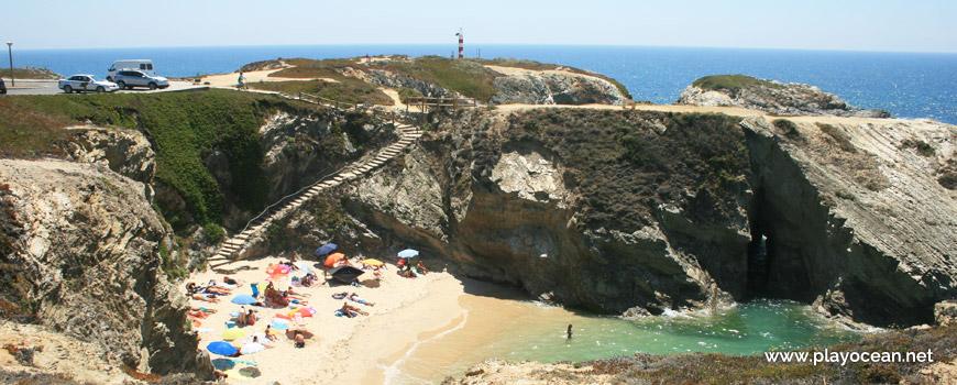 Sand Praia do Banho Beach
