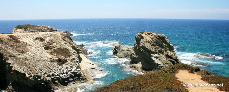 Falésias Praia do Banho