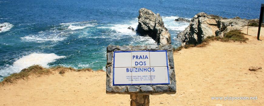 Marco da Praia dos Buizinhos