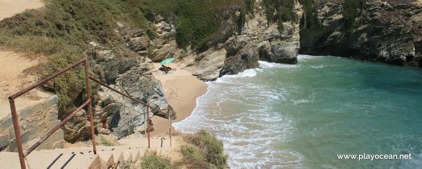 Escadas da Praia dos Buizinhos