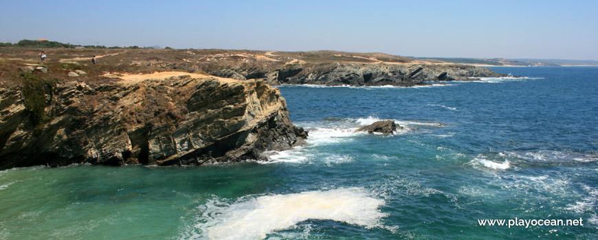 Falésias da Praia dos Buizinhos
