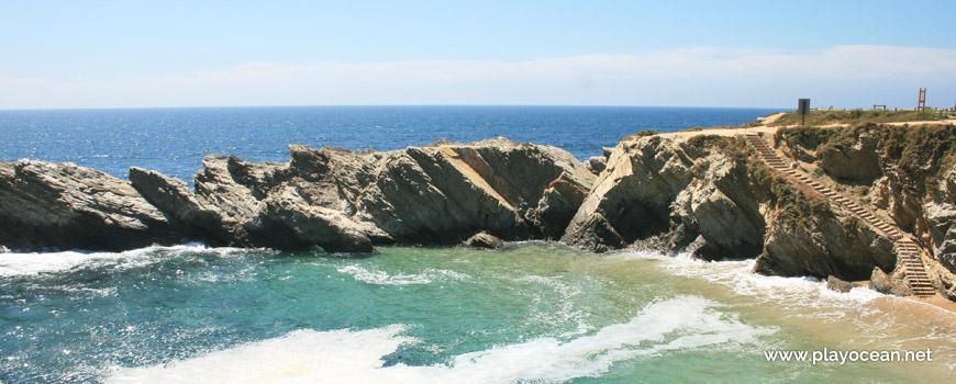 Falésia da Praia dos Buizinhos