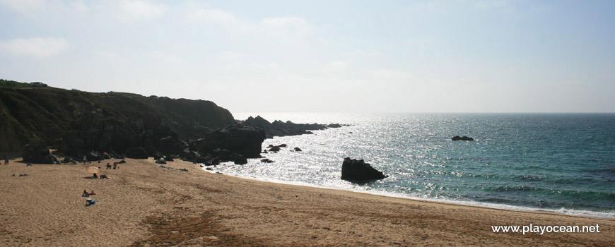 Rochedos Sul Praia do Canto Mosqueiro