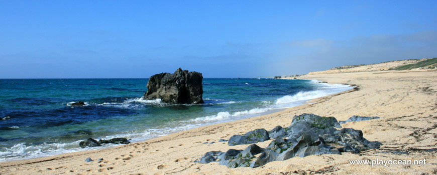 Norte, beira-mar, Praia do Canto Mosqueiro