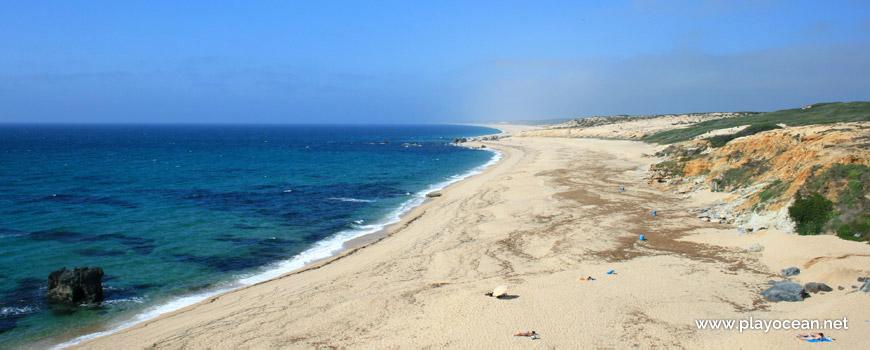 Areal da Praia do Canto Mosqueiro