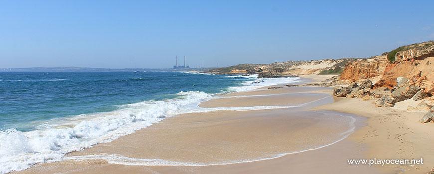 Norte na Praia dos Canudos