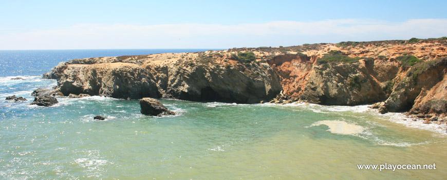 Cabo Norte da Praia da Engardaceira