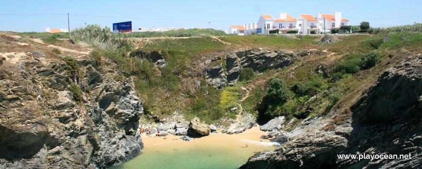 Acesso Praia do Espingardeiro