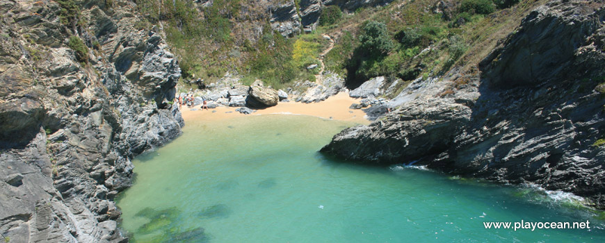 Resultado de imagem para praia do Espingardeiro Porto Covo