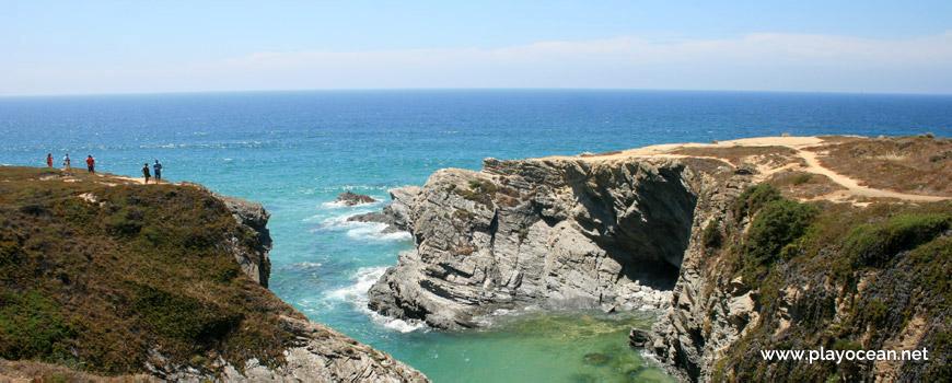 Falésia Praia do Espingardeiro