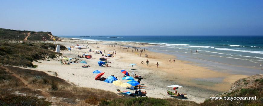 South, Praia de Morgavel Beach