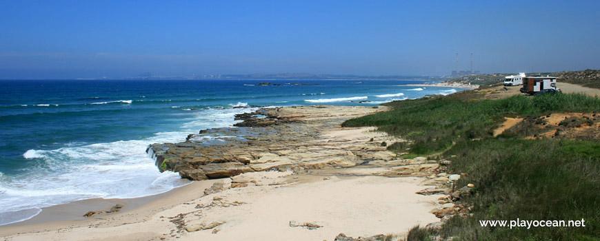 Centro da Praia da Oliveirinha