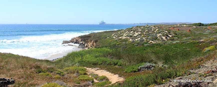 Trilho da Praia da Pelengana