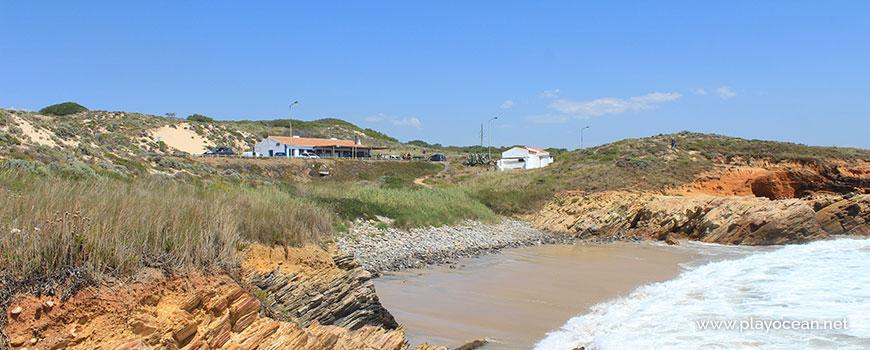 Praia da Pelengana Beach