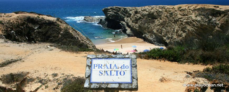 Marco Praia do Salto